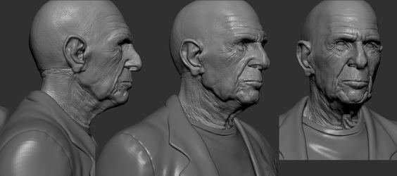 ArtStation - Spock, Hugo Morais