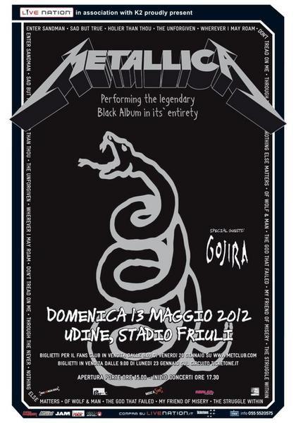 metallica_black_album_tour_udine_2012_poster