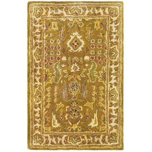 Safavieh Classic Tree of Life Beige-Gold Rug