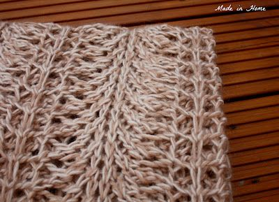 Knitting Patterns For Blankets On Circular Needles : Free knitting pattern for the blanket on www.made-inhome ...