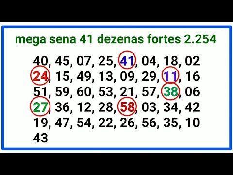 Mega Sena 2254 Dicas E Um Palpite Para Chegar Aos 24 Milhoes Youtube Mega Sena Ganhar Na Loteria Sena