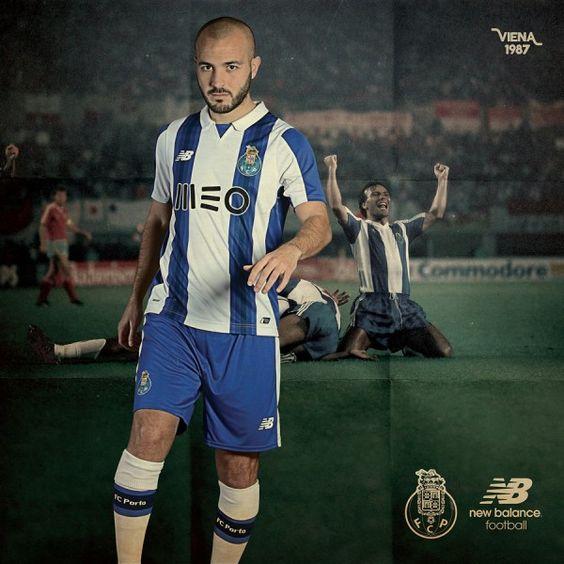 Nova camisa titular do FC Porto