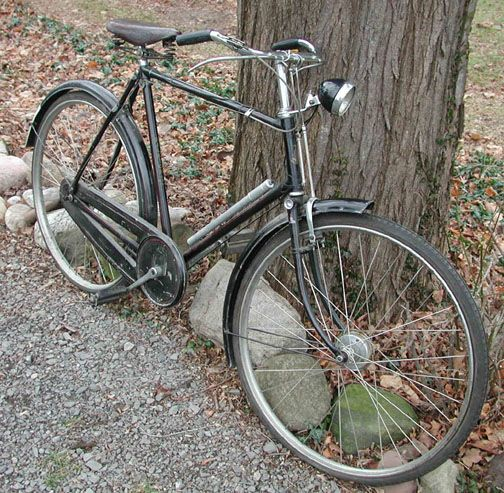 Vintage English Bicycle 11