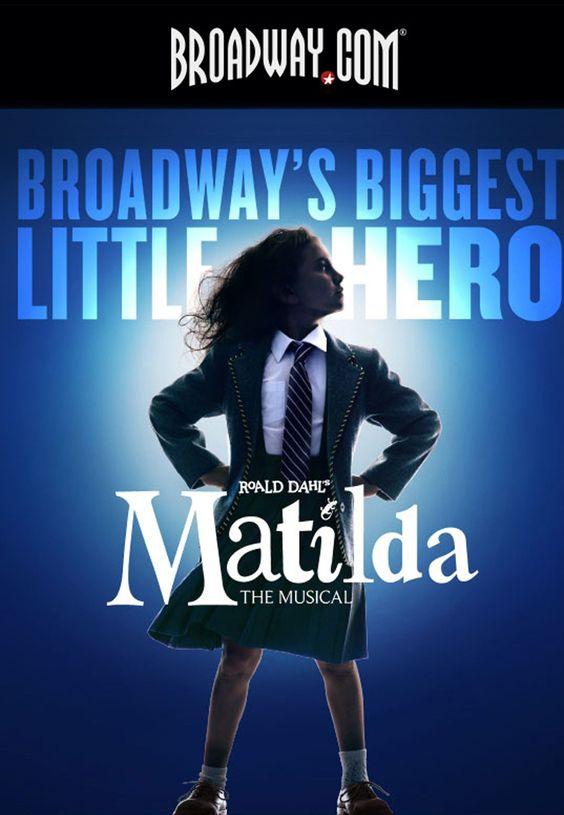 Broadway.com Matilda