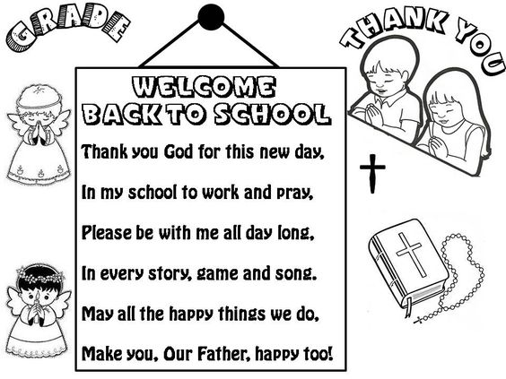 An Old School Catholic Prayer?