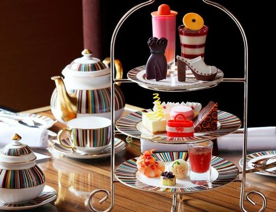 Tea at the Connaught. A superb list; Five of the Best Places for Afternoon Tea in London | ELLE UK.