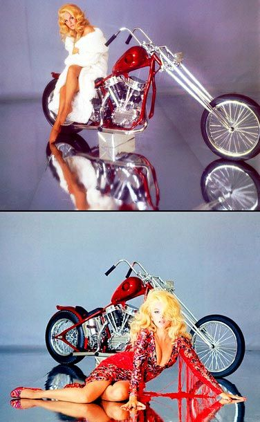 Ann-Margret, Biker Sex Kitten
