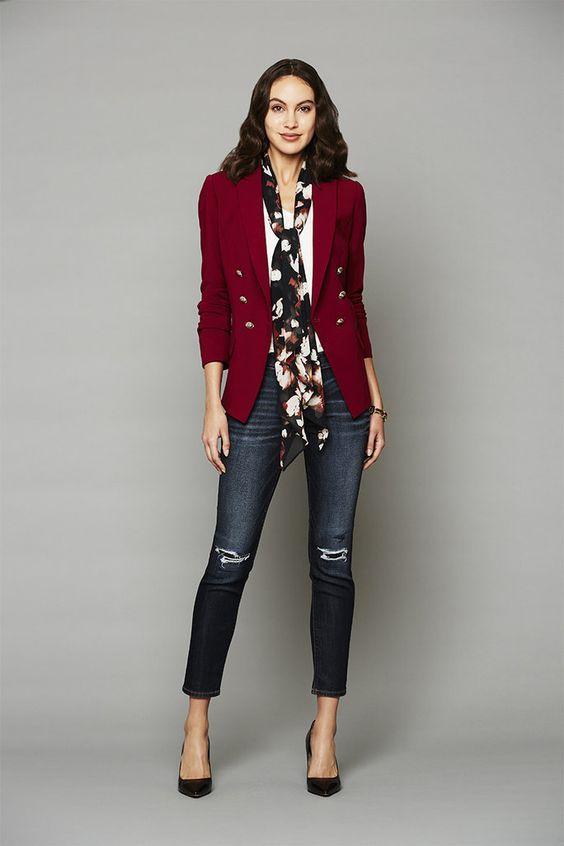 femme veste primtemps 2019