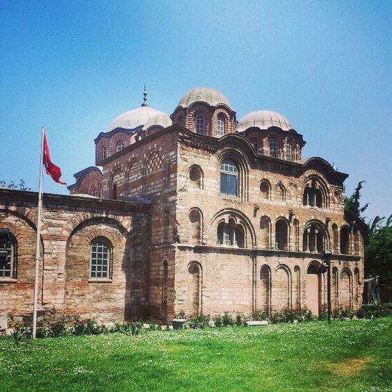 La iglesia de Pammakaristos, Estambul, Turquía