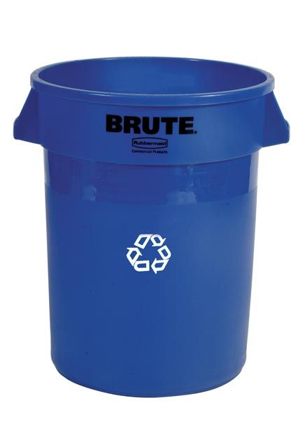 poubelle brute pour le recyclage sans couvercle 32. Black Bedroom Furniture Sets. Home Design Ideas
