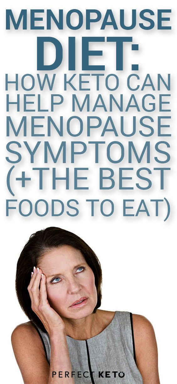 ketogenic diet and perimenopause