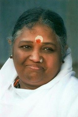 """The """"All That Is"""" is here in the female form and her name is #Amma."""