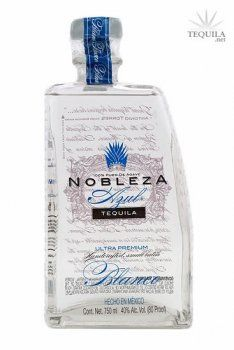 Nobleza Azul Tequila Blanco - Tequila Reviews at TEQUILA.net