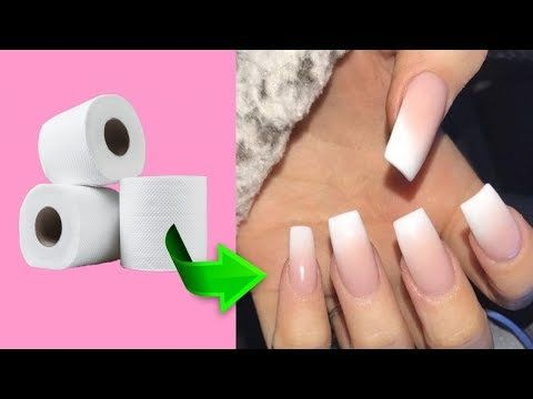 Step By Step To How To Do Your Own Acrylics French Tip Nails Disclaimer I Did Not Get This From The Diy Acrylic Nails French Tip Nails Acrylic Nails At Home