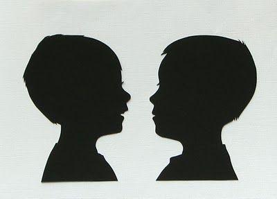 X-ACTO silhouette tutorial