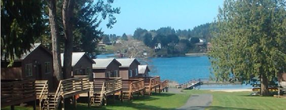BB Camp Retreat Center located  on beautiful Devil's Lake in Lincoln City, Oregon.