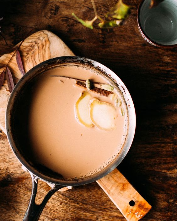 Authentic Indian chai tea recipe - Foodess: