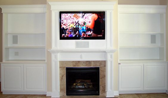 built in entertainment centers | Welcome to CustomMade , a matchmaker connecting Buyers and Makers for ...