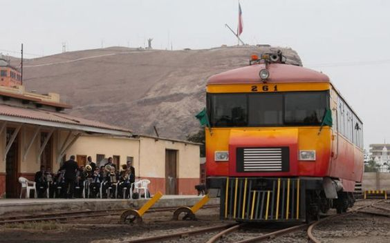 read how to cross the border from Arica to Tacna