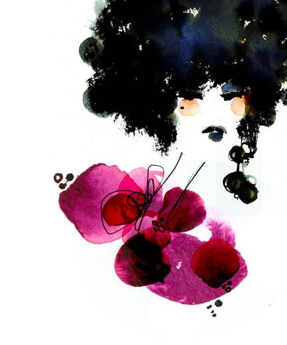 ekaterina Koroleva illustrations