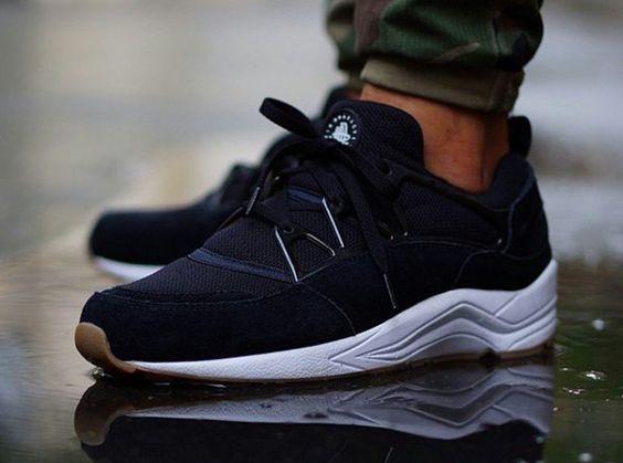 Nike Air Huarache Light Black Gum