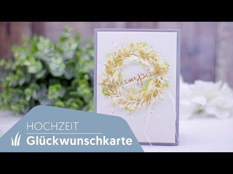 Hochzeitskarte Fur Das Traumpaar Gluckwunschkarte Zur Goldenen Hochzeit Youtube Hochzeitskarten Karte Hochzeit Goldene Hochzeit
