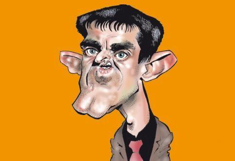 France: les étranges ressemblances de Manuel Valls et Nicolas Sarkozy - Marichesse.com