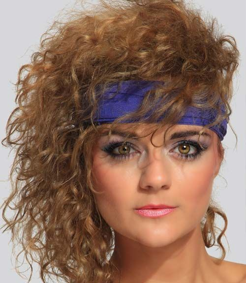 30 Rad 80s Hairdos You Need To Remember In 2020 80s Short Hair