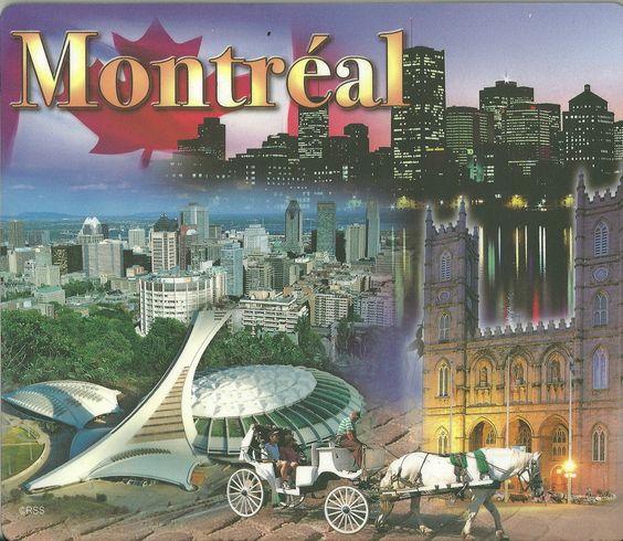 Stade Olympique et Montréal