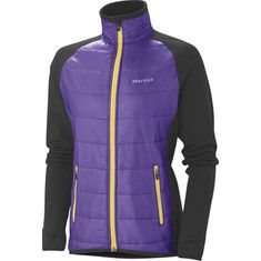 Marmot - Variant Jacket (women's) - Vibrant Purple/black