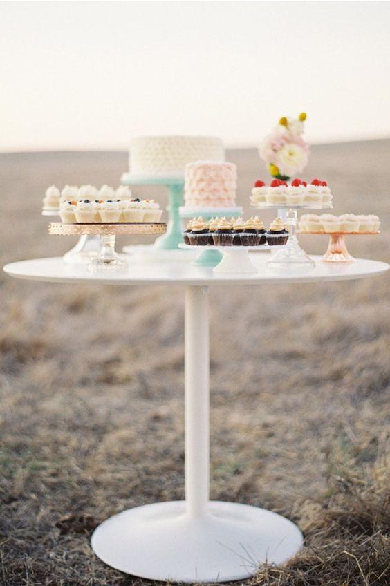 Enjoy Cupcakes Shoot by Jose Villa