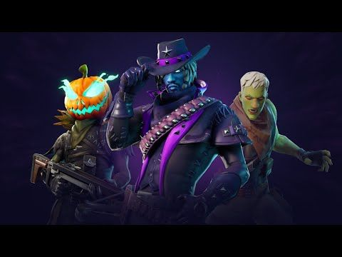 Fortnitemares New Fortnite Halloween Event Is Amazing With