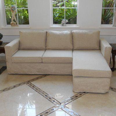 Los Encinos Furniture Factories Casa Reversible Chaise Sectional Upholstery: