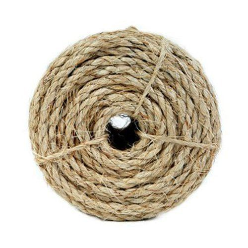 Koch 5300836 1 4 By 100 Feet Sisal Twisted 3 Strand Rope Natural By Koch Http Www Amazon Com Dp B004y7541u Ref Cm Sw R Pi Dp Sisal Rope Diy Cat Tower Sisal