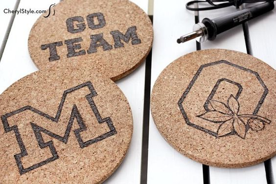 Game Day Trivets