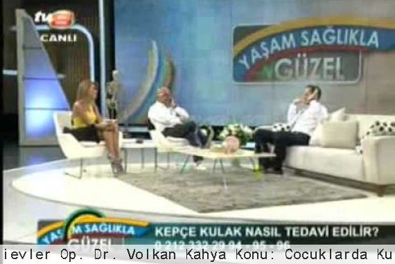 Medicana Bahçelievler Op. Dr. Volkan Kahya Konu: Çocuklarda Kulak Burun Boğaz