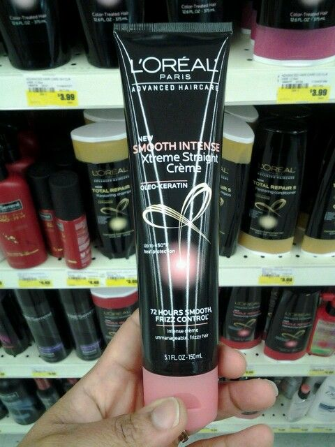 Blown away by the frizz control this product has! My hair is still straight in this humid weather.