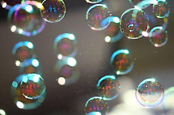 Photography Art Colours Bubbles