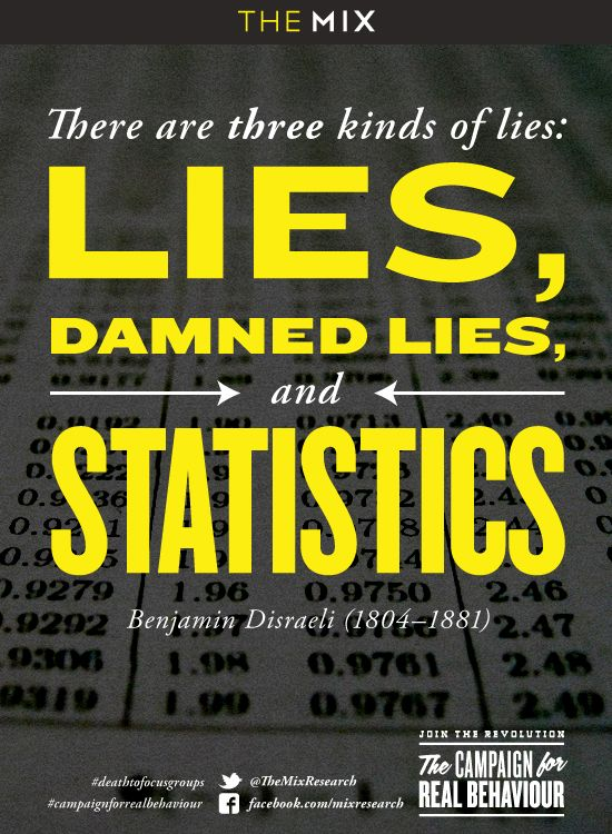 liesdamned lies and statistics essay Such statistics play an extraordinarily important role in the analysis and  formulation of government policy but even when they are not used as.