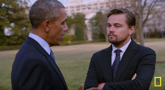 Before the Flood - Leonardo DiCaprios Film ?ber den Klimawandel.