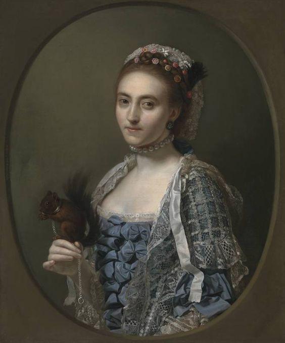 1762 Nathaniel Dance: Olive Craster