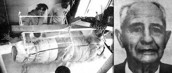 12 janvier 1967 James Bedford se fait congeler en attendant d'être soigné pour son cancer https://t.co/ktQSgj5FV9 https://t.co/0vuMrGigtc