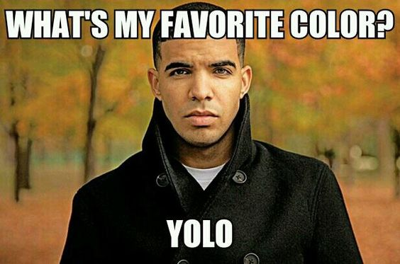 drake's fans out there, this is for yall or yolo-ers: