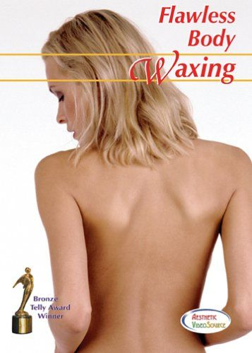 Flawless Body Waxing DVD. Learn How To Wax Legs, Bikini, Feet, Arms, Hands, & Underarms. Best Hair Removal Techniques (hot, cold, hard, soft, strips, & roll-on). Professional Esthetician & Cosmetology School Depilatory Training Video. 1 Hr. 43 Mins.