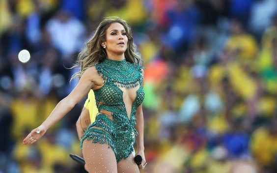 awesome Jennifer Lopez – FIFA World Cup Opening Ceremony – June 12, 2014