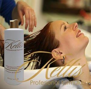 Shampoo Clarificante Keratina
