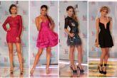 Los mejores vestidos de Premios Juventud 2012
