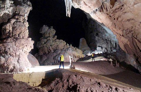 Le journal en ligne américain Huffington Post a décrit la caverne de Son Doong, située dans le Parc national de Phong Nha-Ke Bang, province de Quang Binh (Centre), comme l'une des destinations les plus attrayantes pour les touristes du monde dans 20 ans.