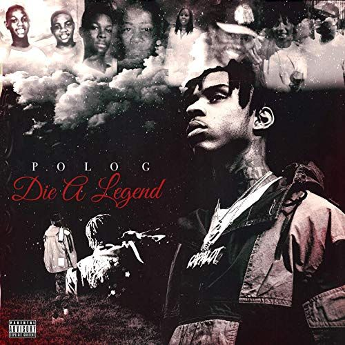 Album Polo G Die A Legend Re Upload In 2020 With Images