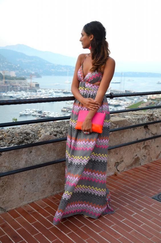 Meghan LA dress